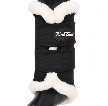Kentaur; Turnout Boots Erica Rear - schwarz