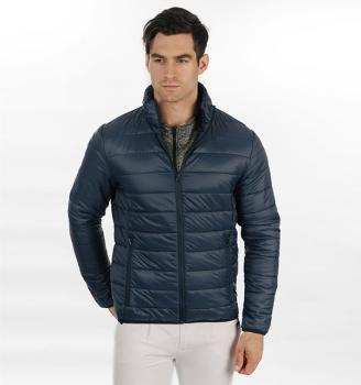 Horseware; Light Padded Jacket - navy