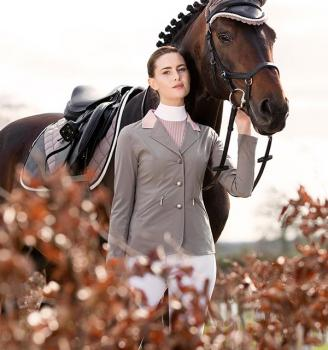 Horseware; Ladies Competition Jacket - taupe