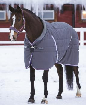 Horseware; RAMBO Cosy Stable 400g - charconal