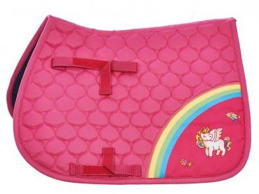 Busse; Schabracke - Flying Pony II - pink