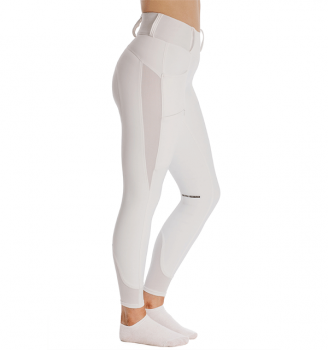 Horseware; Hybrid Meryl Pull-Up Breeches - weiss